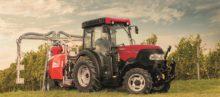 Case IH Traktoren Schlank, wendig und manövrierfähig